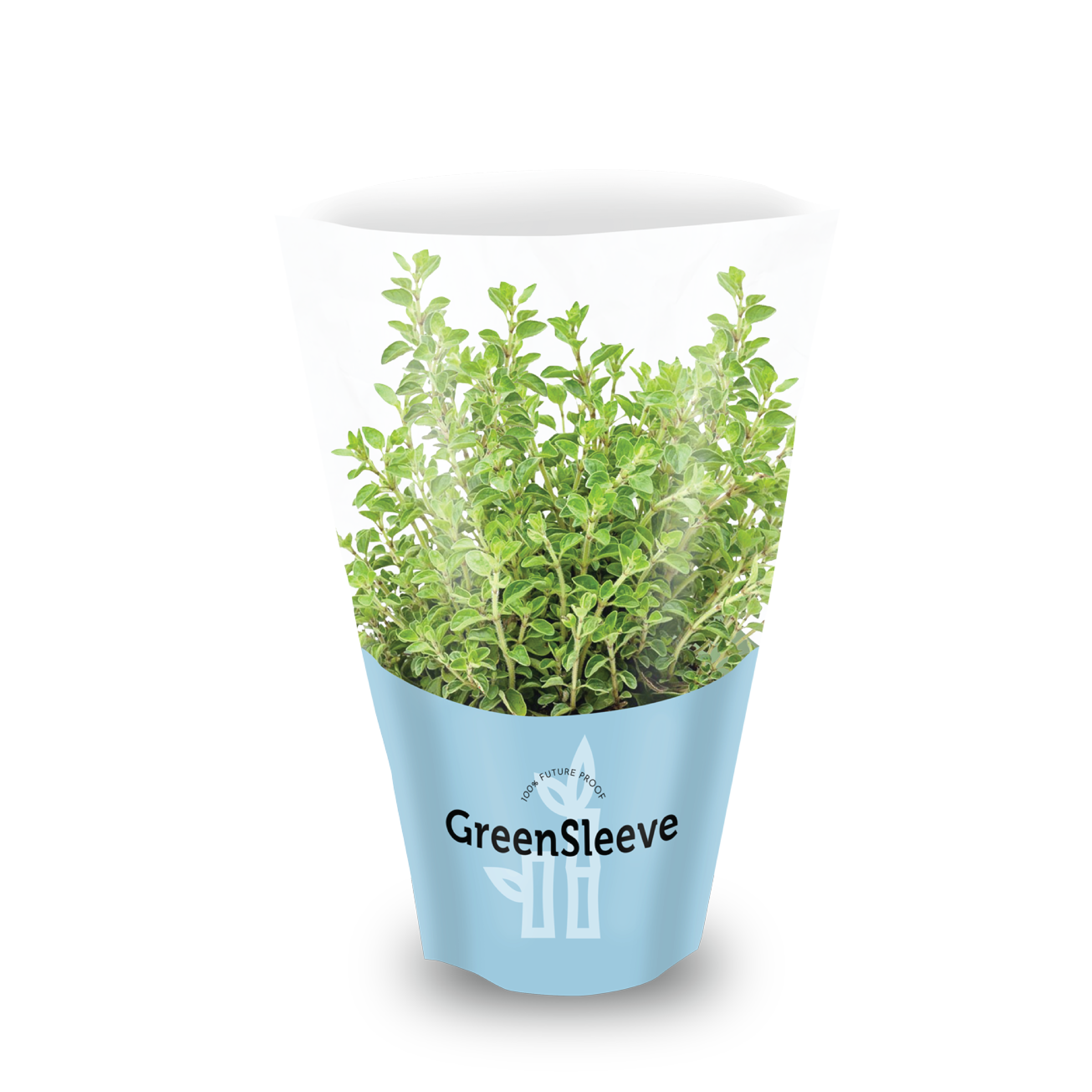 Biobased Film Recyclable sleeve